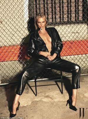 Is Charlize Theron not the hottest Slaylebrity ever?