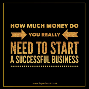You don't need a lot of money to start a successful business