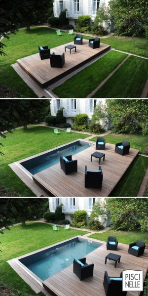 Worlds coolest pool covers