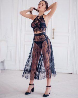 Luxury hot spanking Lingerie