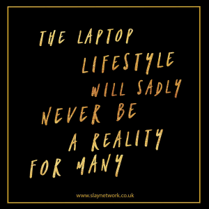 The Fail proof way to live the laptop lifestyle