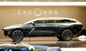 Aston Martin Electric Lagunda