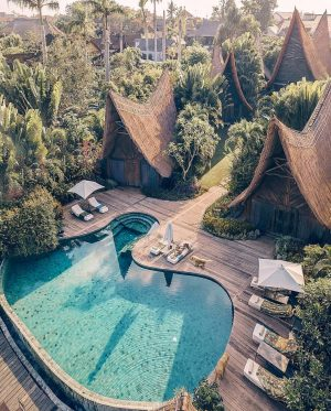 The best resorts in Seminyak Bali