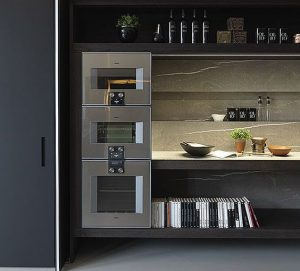 The disappearing kitchen