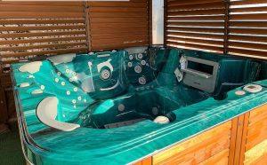 Gigantic home spa