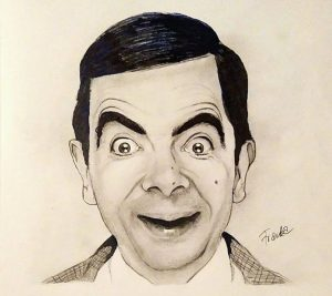 The real Mr Bean is incredibly funny