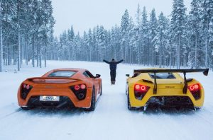The perks of owning a Lamborghini