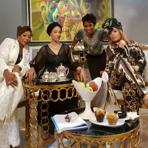 The bling Lagosians is not to be missed