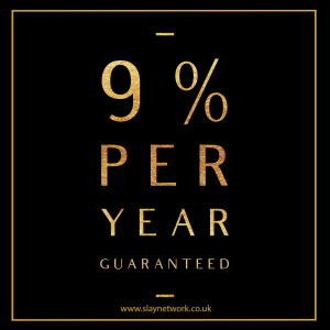 Guaranteed private placement 9% return