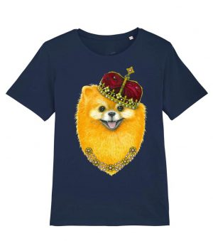 My cat wears the crown t shirt
