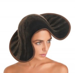 Curvy couture Hat