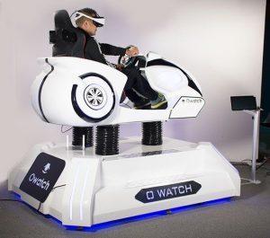 Amazing Virtual Reality Car simulator