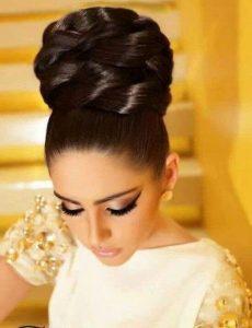 Glamorous Hairdo