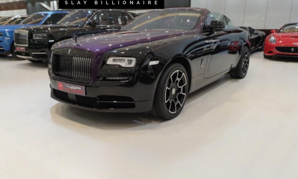 Rolls Royce Dawn Black Badge 2019 For Sale