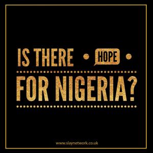 A New Nigeria by Ezugwu Chisom