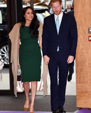 Why Meghan Markle can't be bothered to lose weight