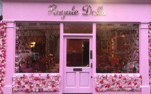 Royale Dolls Beauty Salon Knightsbridge London