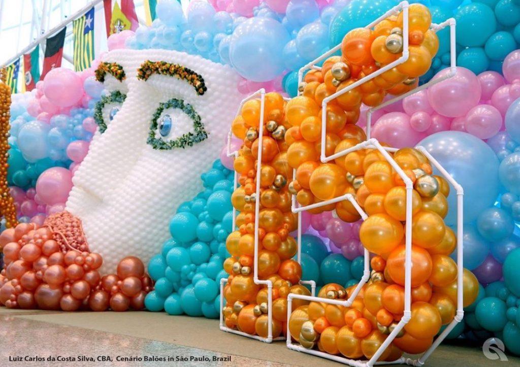 The most extravagant ballon theme party decor ideas