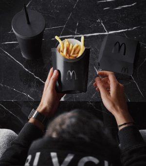 Homemade Mac Donalds fries recipe