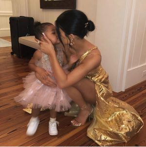 People are angry with Kylie Jenner because of a video she shared of Stormi