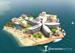 The Autonomous Floating Island Project