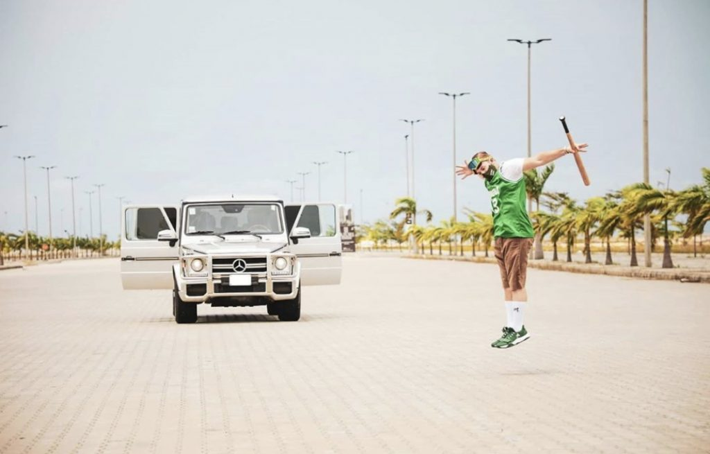 Art Dance love and Joy by Oyibo Rebel