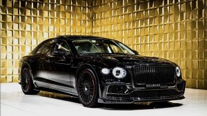 Bentley Flying Spur FIRST EDITION by MANSORY RHD FOR SALE