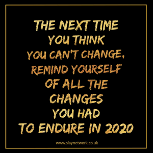 How to permanently change your mindset in 2020