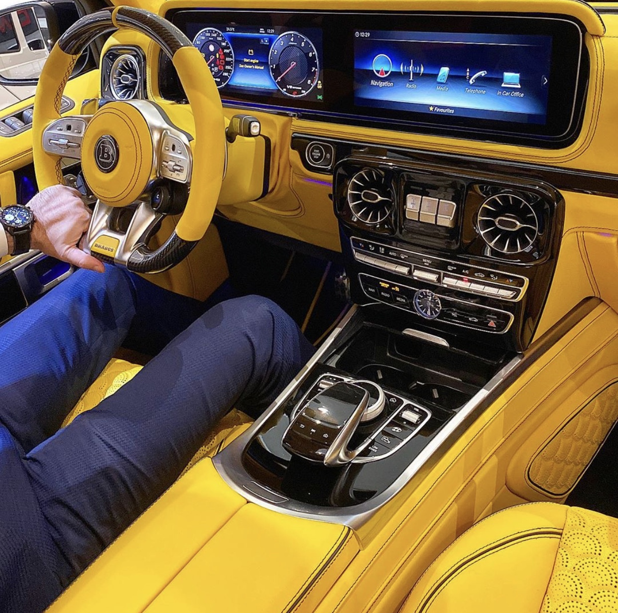 The Best Car Interior Color For Your Luxury Car Slaylebrity