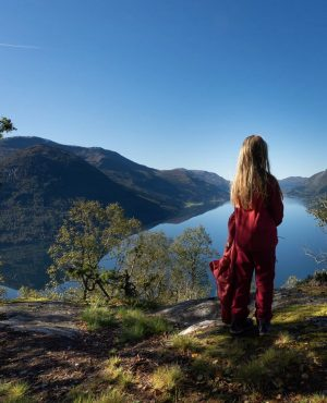 Jolstraholmen camping and hystrra Norway