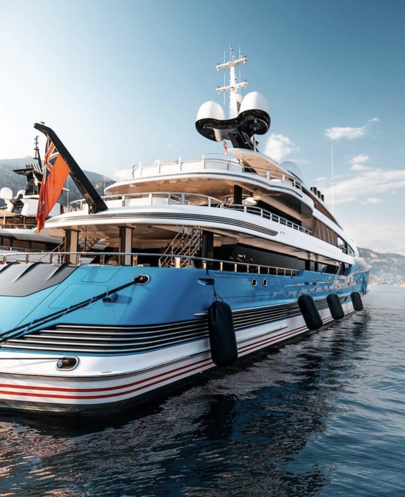 Who actually owns the Madame Gu Yacht