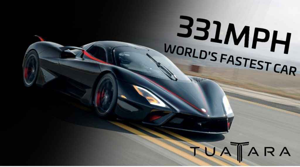 331 MPH Tuatara Monster