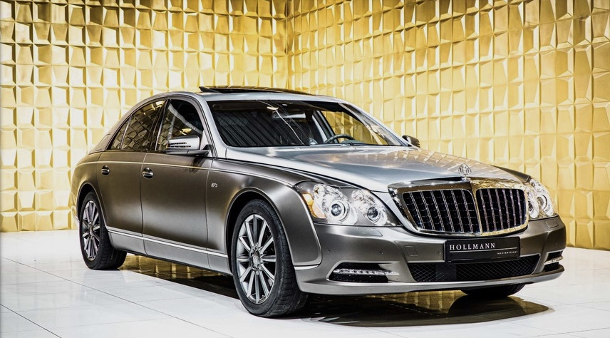 Mercedes-Benz MAYBACH 57S FOR SALE