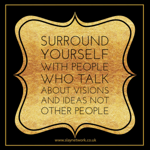 The Sum Of Who You Surround Yourself With