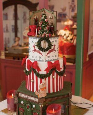 Christmas cake design Ideas 2020