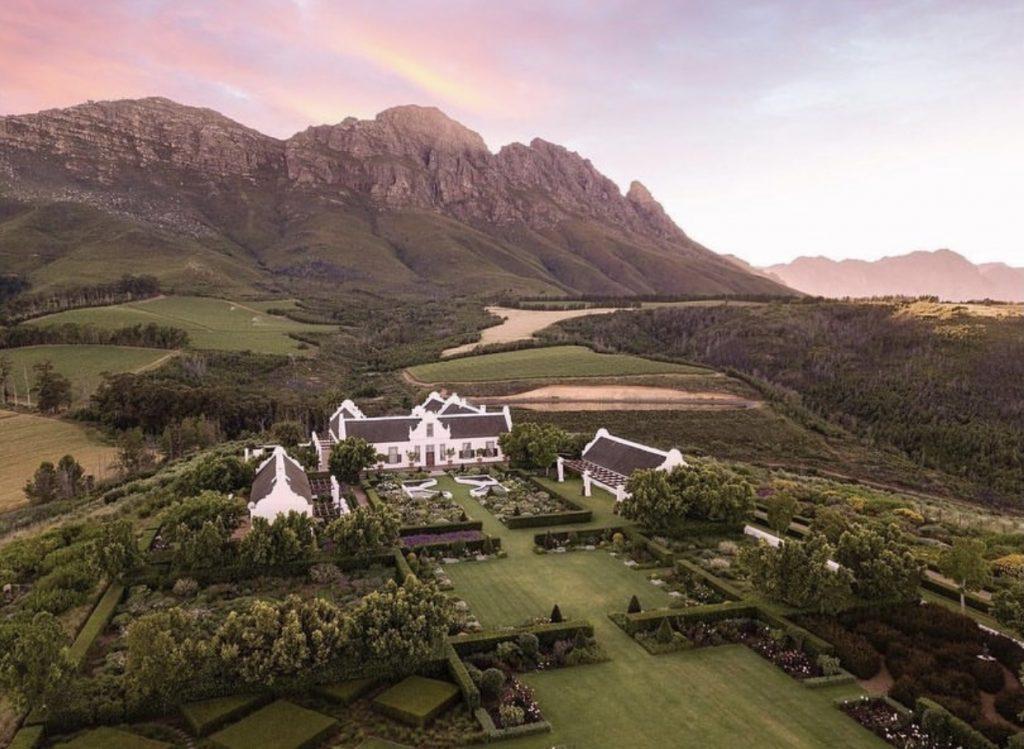 Quoin Rock Wine Estate, Stellenbosch for Rent
