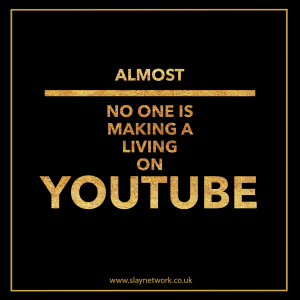 Why most people will certainly fail on YouTube