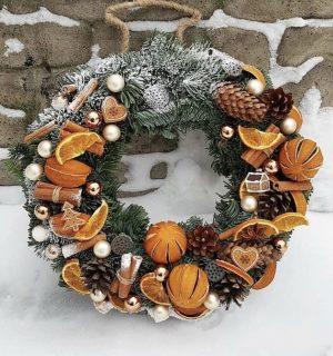 Extra Tangy luxury Wreath