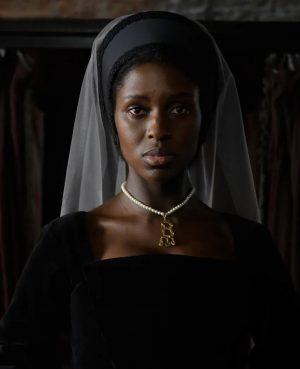 Anne Boleyn is causing drama online because she suddenly is black