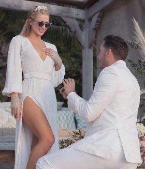 Paris Hilton's fiancé Carter Reum got her a $2 million ring, but how much is he worth?