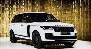 White Land Rover Range Rover 5.0 V8 ATB LWB FOR SALE