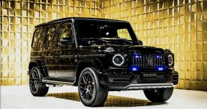 The coolest G Wagon ever FOR SALE