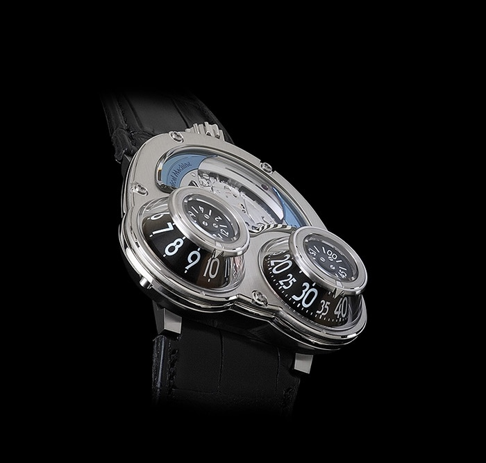 MB&F HM3 MEGAWIND WATCH