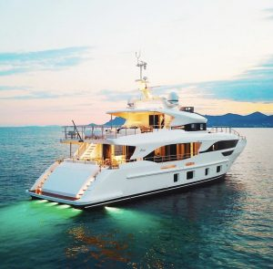 Own or co own this luxury yacht
