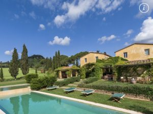 Villa Medusa Tuscany Italy FOR RENT
