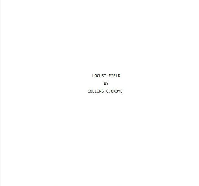 Public Query Letter: LOCUST FIELD