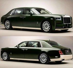 Rolls Royce Hermes Phantom for Billionaire is no child's play