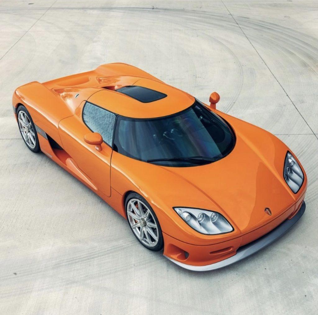 2004 Koenigsegg CCR FOR SALE