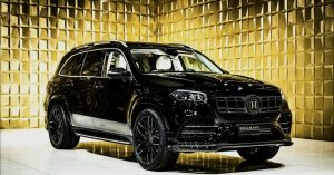 Mercedes-Benz GLS 580 4Matic Customized FOR SALE