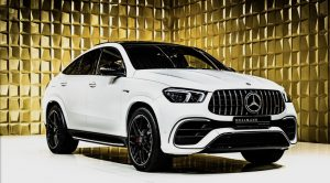 Mercedes-Benz GLE 63 S AMG Coupe FOR SALE